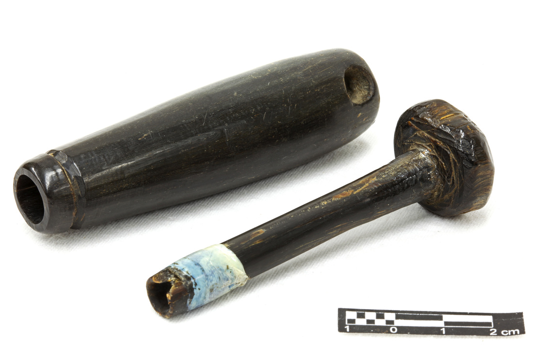 Philippine Fire Piston with Plunger Removed